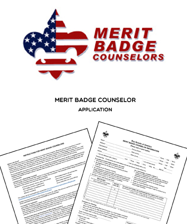 Merit Badge Counselor Application
