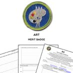 Art Merit Badge