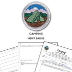 Camping Merit Badge