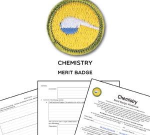 Chemistry Merit Badge