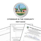 citizenship in the community merit badge worksheet requirements. Black Bedroom Furniture Sets. Home Design Ideas