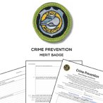 crime prevention merit badge worksheet requirements. Black Bedroom Furniture Sets. Home Design Ideas