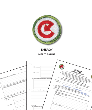 Energy Merit Badge