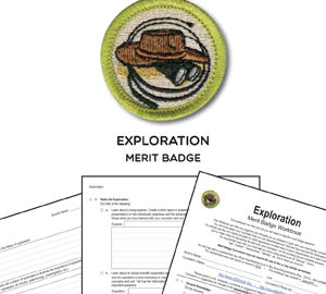 Exploration Merit Badge