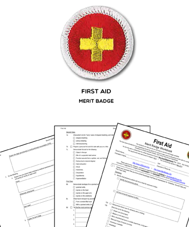 first aid merit badge worksheet requirements. Black Bedroom Furniture Sets. Home Design Ideas