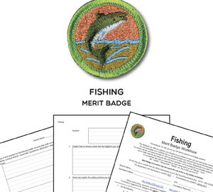 Fishing Merit Badge