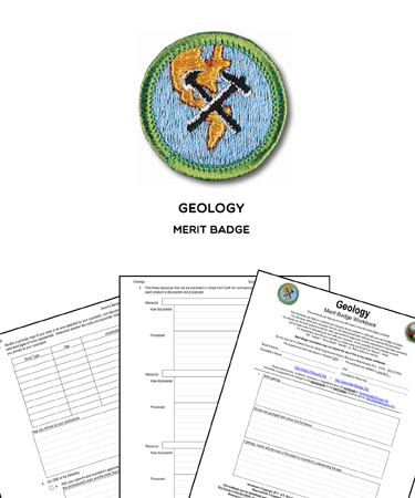 geology merit badge worksheet requirements. Black Bedroom Furniture Sets. Home Design Ideas