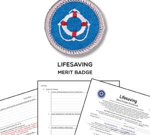 life saving merit badge - 300×270