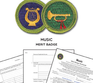 Music Merit Badge