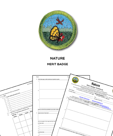 Nature Merit Badge