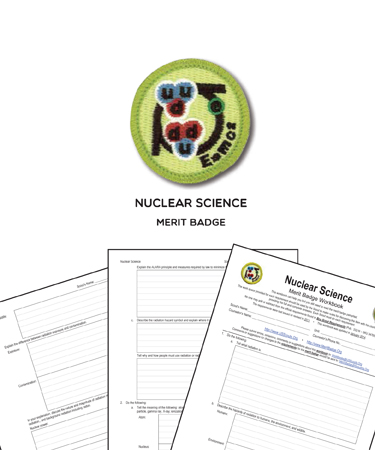 nuclear science merit badge worksheet requirements. Black Bedroom Furniture Sets. Home Design Ideas