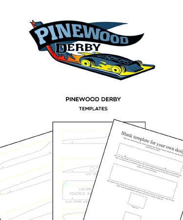 Pinewood derby cars templates and designs maxwellsz