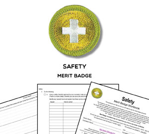 Safety Merit Badge