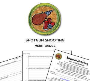 Shotgun Shooting Merit Badge