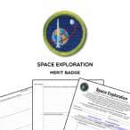 space exploration Merit Badge