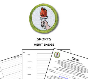 Sports Merit Badge