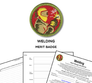 Welding Merit Badge