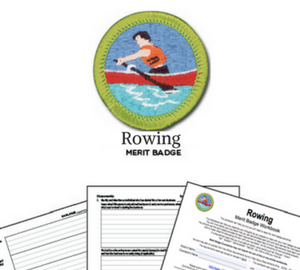 Rowing Merit Badge