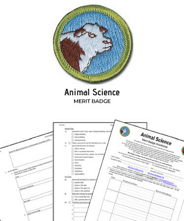 animal science merit badge worksheet requirements. Black Bedroom Furniture Sets. Home Design Ideas