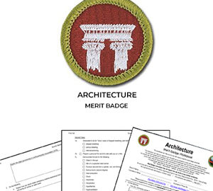 Architecture Merit Badge