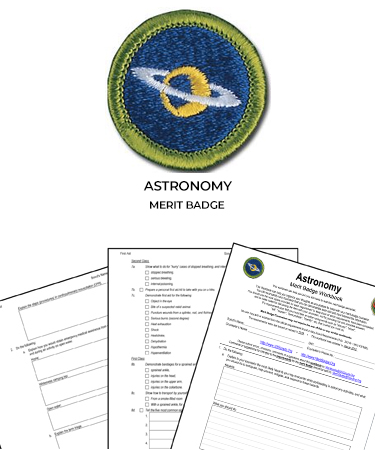 Astronomy Merit Badge
