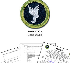 Athletics Merit Badge
