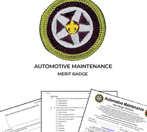 Automotive Maintenance Merit Badge