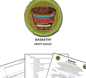 Basketry Merit Badge