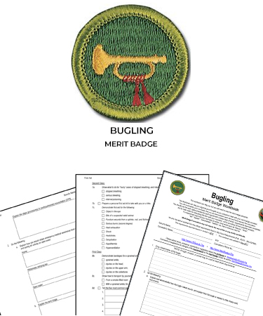 Bugling Merit Badge