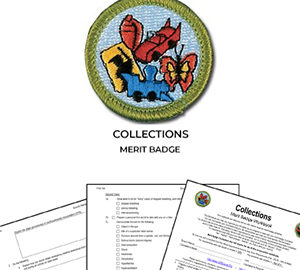 Collections Merit Badge