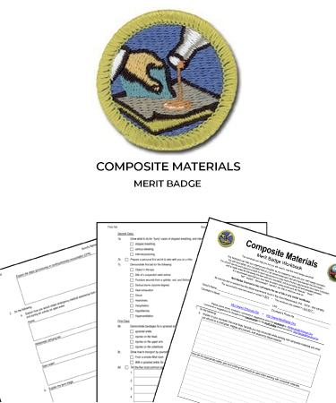 Composite Materials Merit Badge