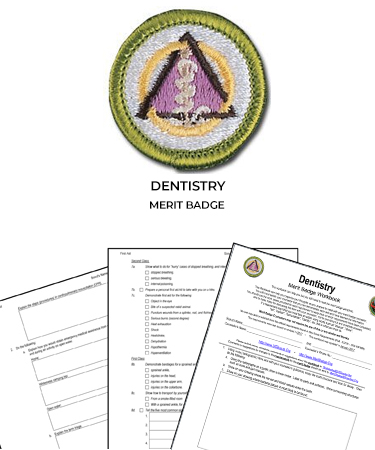 Dentistry Merit Badge