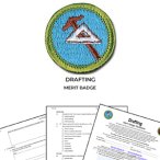 Drafting Merit Badge