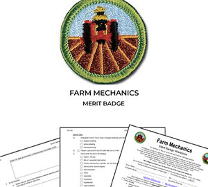 Farm Mechanics Merit Badge