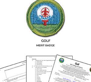 Golf Merit Badge