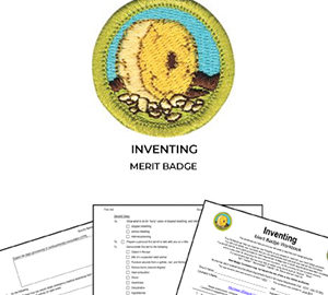 Inventing Merit Badge