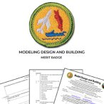 Modeling Design and Building Merit Badge