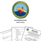 Motorboating Merit Badge