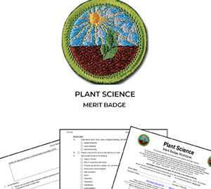 Plant Science Merit Badge