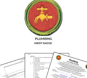 Plumbing Merit Badge