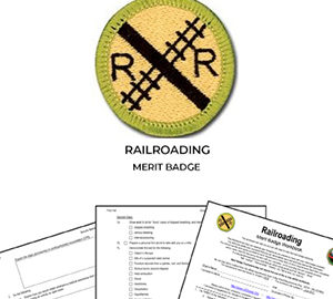 Railroading Merit Badge