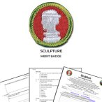 Sculpture Merit Badge