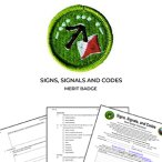 Signs Signals and Codes Merit Badge