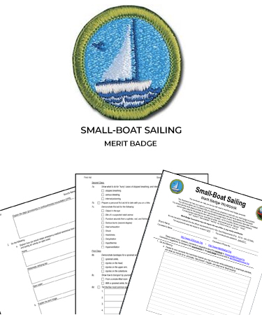 Small-Boat Sailing Merit Badge