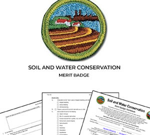 Soil and Water Conservation Merit Badge