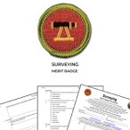 Surveying Merit Badge