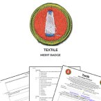Textile Merit Badge
