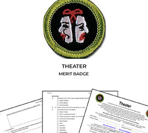 Theater Merit Badge