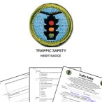 Traffic Safety Merit Badge