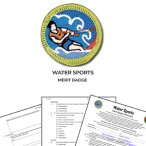 Water Sports Merit Badge
